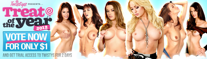 Taylor Vixen as Twistys Treat of the Year