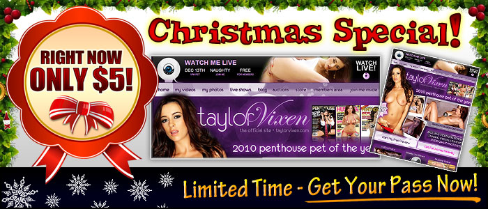 Taylor Vixen Official Site